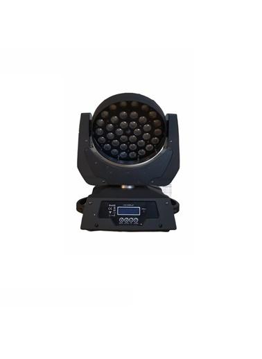 Lumina Wash360 Robot Işık Sistemi 36X10 Watt Zoomlu Moving Head Wash Boyama 4İn1 Renkli